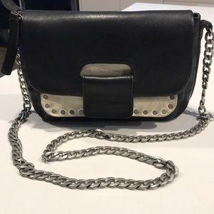 A.S 98 metal strap mini bag